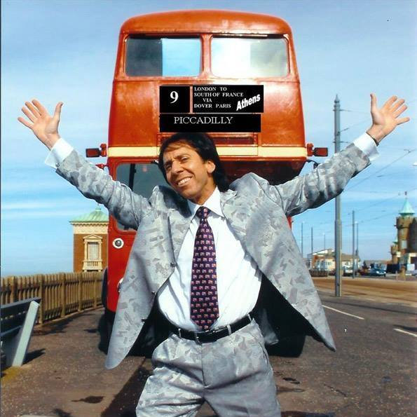 Jimmy Jemain UK Cliff Richard Tribute Act